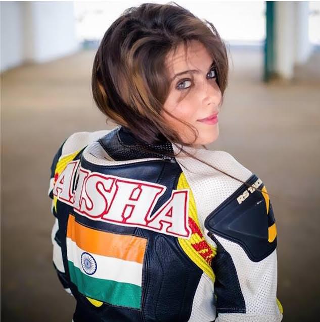Alisha Abdullah - fastest Indian women on two wheels